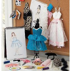 Fashion Design Studio Kit