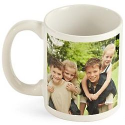 Small Personalized Custom Photo Mug