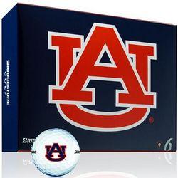 Auburn Tigers Collegiate Golf Balls
