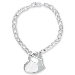 Your Heart Is Mine Bracelet