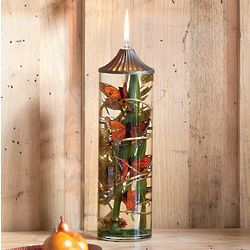 Monarch Butterfly Lifetime Candle