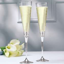 Vera Wang 'With Love' Toasting Flutes