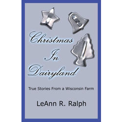 Christmas in Dairyland Book