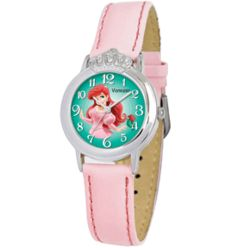 Personalized Disney Ariel Crown Watch
