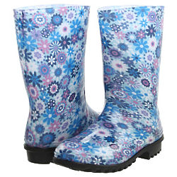Sweet Pea Rubber Boots
