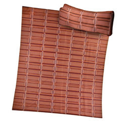 Chocolate Bar Throw Blanket and Pillow