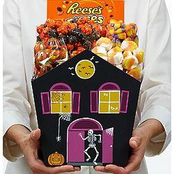Spooky Snacks Halloween Gift Box