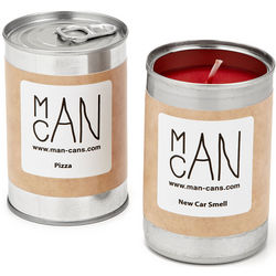 Scented Man Candle