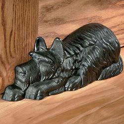 Scottie Dog Decorative Doorstop
