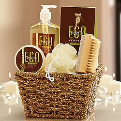 Verbena Botanicals Spa Basket