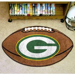 Green Bay Packers Football Mat