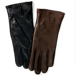 Heat Storing Women's Leather Gloves