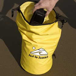 Medium Yellow Dry Bag