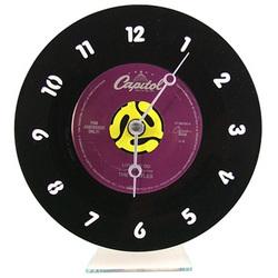 Classic 45 RPM Clock