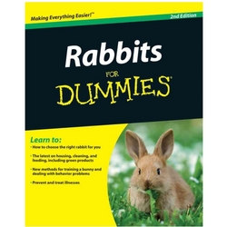 Rabbits for Dummies, 2nd Ed