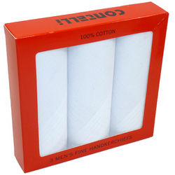 Men's Cotton Handkerchiefs