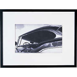 Automobile Attraction Exterior Framed Photo