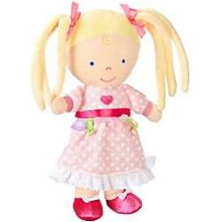 Plush Love Dolly