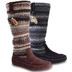 Bouvet Sweater Boots
