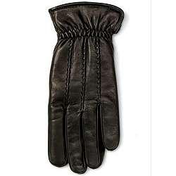 Heat Storing Men's Leather Gloves