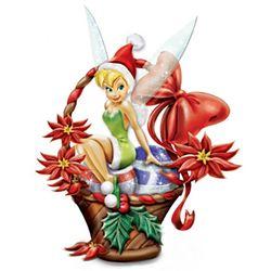 Disney Tinker Bell We Wish You a Fairy Christmas Figurine