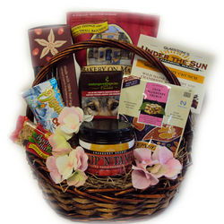 Cravin' Cranberry Healthy Gift Basket