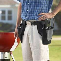 BBQ Tool Belt with Tools