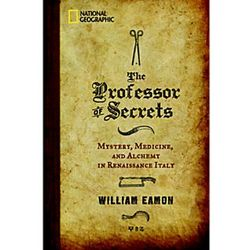 The Professor of Secrets Book