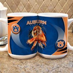 University of Auburn Mascot Mugs