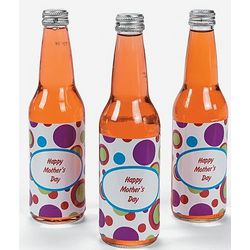 Personalized Bubble Bop Bottle Labels