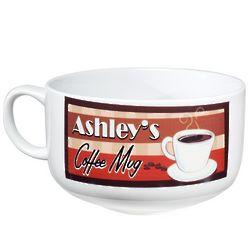 Personalized Super Coffee Mug