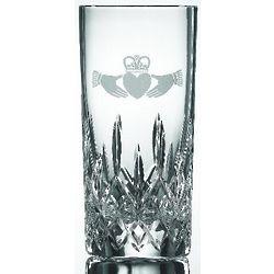 Galway Crystal Claddagh Highball Glasses