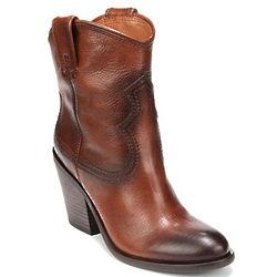 Ellena Western Booties