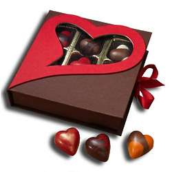 Book of Love Valentine's Day Truffles