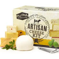 Artisanal Cheesemaking Kit