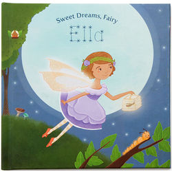 Customized Sweet Dreams, Fairy Kids' Book