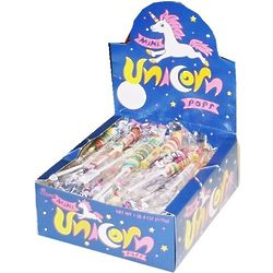 Mini Unicorn Lollipops Gift Box
