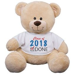 Class of Graduation Teddy Bear