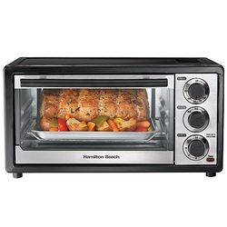 Six Slice Capacity Toaster Oven