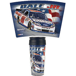 Dale Earnhardt Jr. NASCAR Travel Mug