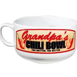 Personalized Chili Super-Sized Mug