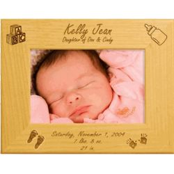 Personalized Daughter or Son Alderwood Frame
