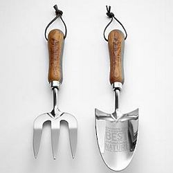 Nature Will Improvise Garden Tool Set