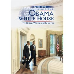 Inside the Obama White House Brian Williams Reports DVD