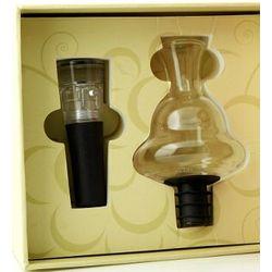 Handcrafted Wine Aerator Gift Set