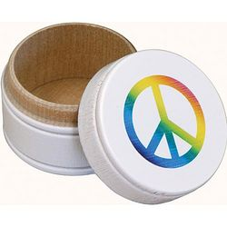 Peace Trinket Box