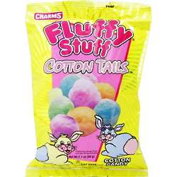 Fluffy Stuff Cotton Tails Candy