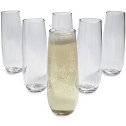 Outdoor Champagne Flutes