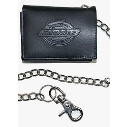 Chain Trifold Wallet