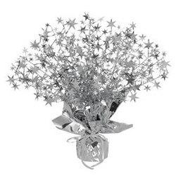 Silver Starburst Centerpiece